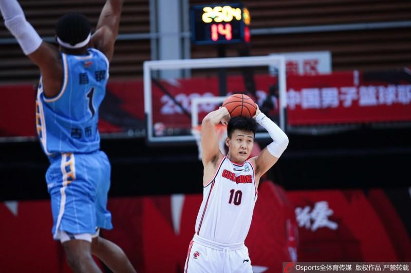 【博狗体育】这集好像看过?北京连续两赛季被广东逆转出局