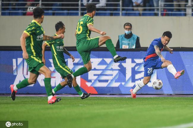 【博狗体育】北京媒体承认国安是完败申花 高天意是意外之喜