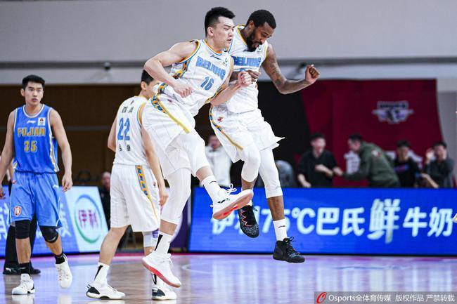 【博狗体育】6名球员创赛季新高 北京角色球员超额完成任务