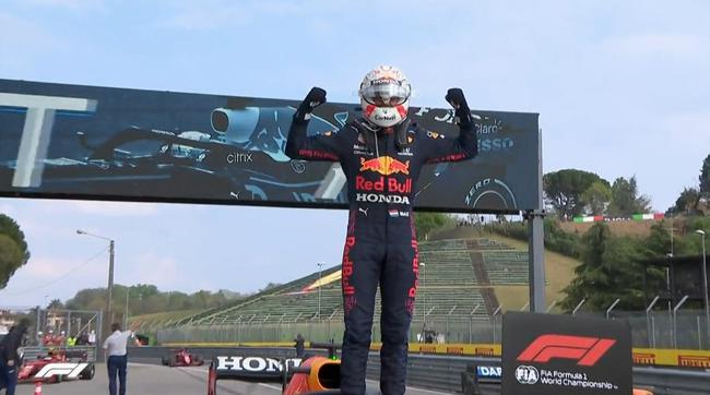 【博狗体育】F1伊莫拉站正赛:维斯塔潘夺赛季首冠 博塔斯引红旗