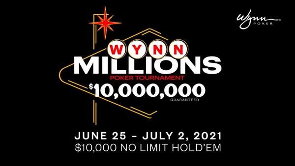 永利1000万保证金的锦标赛将填补WSOP延后留下的空白
