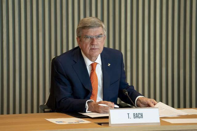 【博狗体育】日媒:国际奥委会主席巴赫对日本的访问推迟到6月