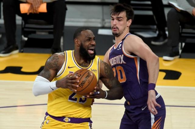 【博狗体育】詹姆斯未被禁赛是有特权?NBA发声明澄清