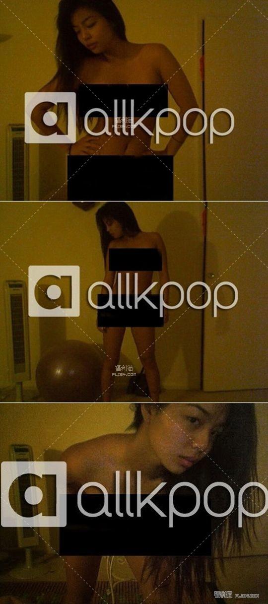 不堪回首!南韩碧昂丝Ailee首度承认照裸流出是本人!