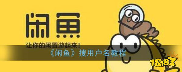 【博狗新闻】闲鱼会员名怎么改 《闲鱼》搜用户名教程 手机网游推荐