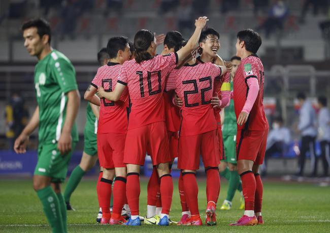 【博狗体育】世预赛-黄义助双响金英权建功 韩国5-0大胜土库曼