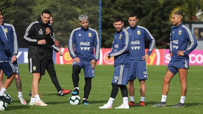 【博狗体育】阿主帅:阿根廷终将获得奖杯 梅西没干涉排兵布阵